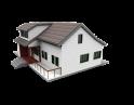 3D Projekt stavby domu