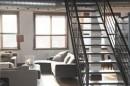 Moderní interiérová schodiště
